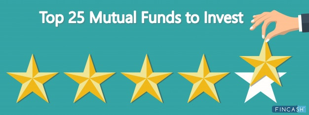 Top 25 Mutual Funds to Invest in 2019