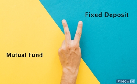 Mutual Fund vs FD (Fixed Deposit)