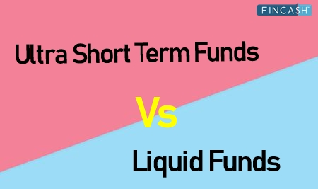 Ultra Short Term Funds Vs Liquid Funds