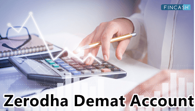 Open a Demat Account with Zerodha